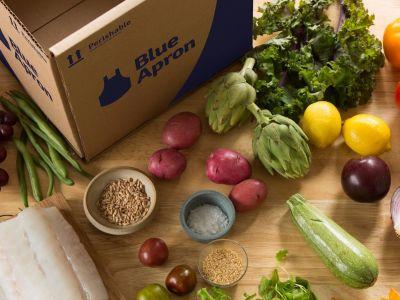 Blue Apron's VC backers have made gobs of money - while regular investors have taken a bath