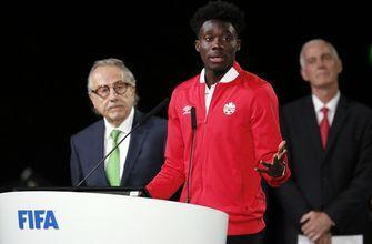 Canadian teenager Davies joins Bayern for $13 million