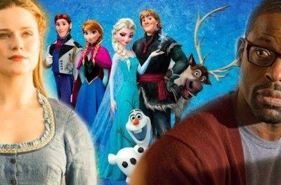 Frozen 2 Brings in Evan Rachel Wood and Sterling K. BrownEvan