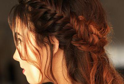 The Secret to Getting Beautiful, Thick Braids with Fine Hair