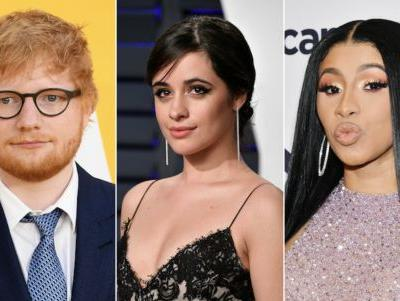 "These Tweets About Ed Sheeran, Camila Cabello, & Cardi B's ""South Of The Border"" Ask 1 Question"
