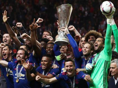 Beckham: Manchester United's Europa League triumph more important than sport