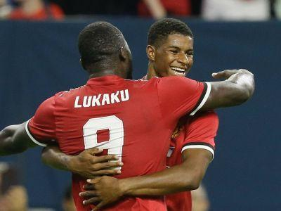 Lukaku addition makes Man Utd 'frightening' going forward, says Shaw