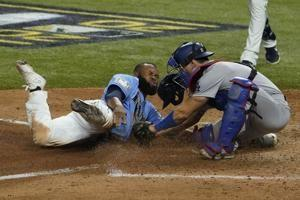 Like Margot's steal attempt, Rays come up short in Game 5