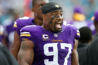 Everson Griffen, Vikings agree to four-year contract extension
