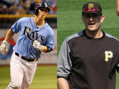 Pirates trade Daniel Hudson to Rays for All-Star OF Corey Dickerson