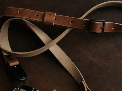 Clever Supply Unveils its First Adjustable Leather Strap