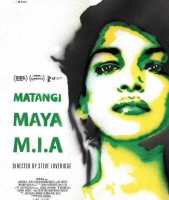 M.I.A. announces release of MATANGI / MAYA / M.I.A. documentary