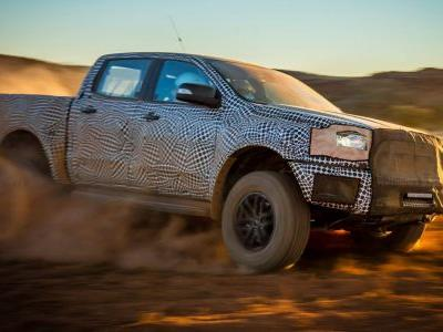 Ford Ranger Raptor Tipped To Launch On February 7