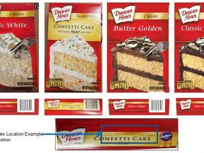 Step away from the batter - Duncan Hines Cake Mixes Recalled Due to Salmonella Outbreak