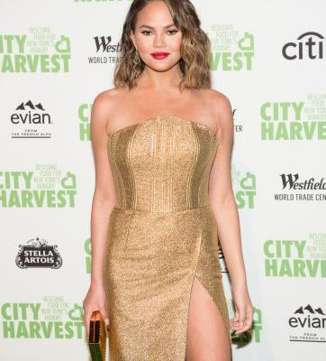 Chrissy Teigen Says Daughter Luna 'Really Loves' Makeup, But Is More Of A 'Manicure Kind Of Gal'