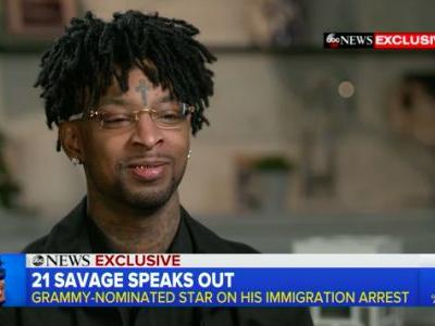 21 Savage Speaks Out in His First Interview Since His ICE Detainment