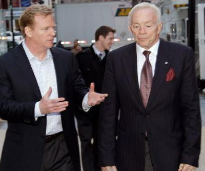 Jerry Jones rejected by owners again in Roger Goodell fight