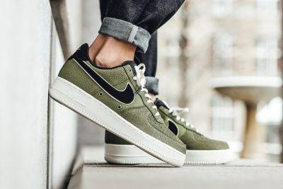 """Nike's Upcoming """"Palm Green"""" Air Force 1 Features a Basketball Inspired Upper"""
