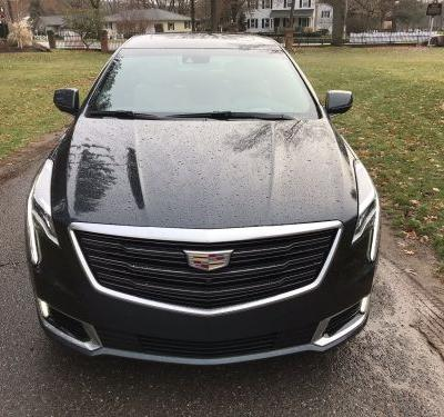 We drove a $73,000 Cadillac XTS V-Sport and completely fell for its retro charm and secret power