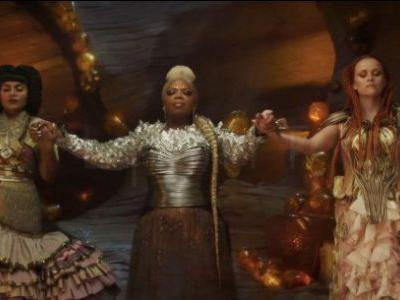'A Wrinkle in Time' Trailer: Ava DuVernay's Fantasy Film Looks Truly Divine
