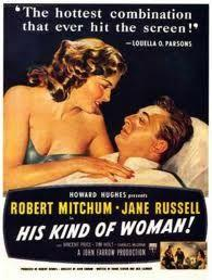 HIS KIND OF WOMAN (1961): Face the Music!