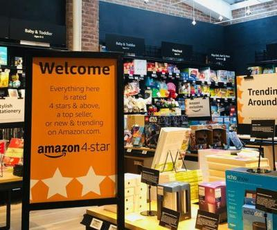 Amazon is opening a new store that only sells products with 4-star ratings and above