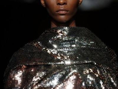 Designer Michael Halpern on glamour, sequins, and his love for India