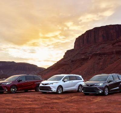 Toyota finally redesigned the Sienna minivan, and it'll tackle the Honda Odyssey and Chrysler Pacifica with a hybrid-only engine