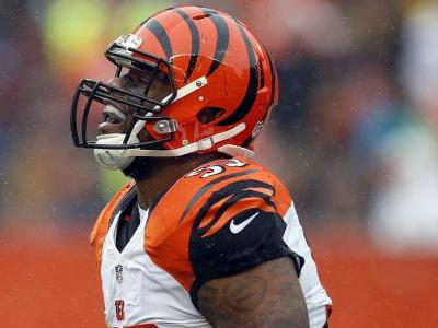 Bengals' Vontaze Burfict ejected for contact with official