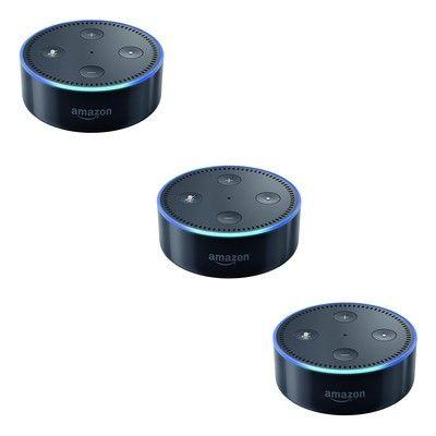 Cover your home in smart devices with three Echo Dots for just $25 apiece
