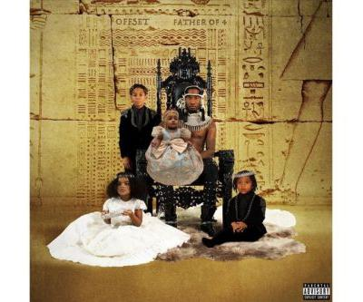 Offset Brings Intimacy to the Forefront in Debut Solo Album 'Father of 4'