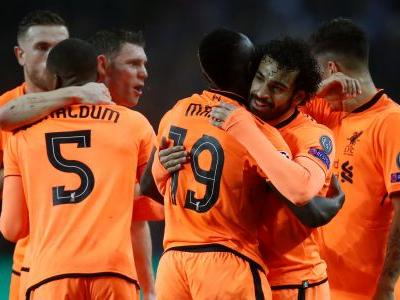 Sorry, Real & PSG, but Liverpool have the Champions League's deadliest trio