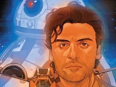 Star Wars Comic Reveals The Secret of Poe Dameron's Jacket