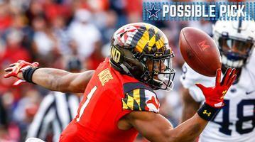 Possible Pick: Maryland's Moore Can Make Strong Case for Draft's Best WR