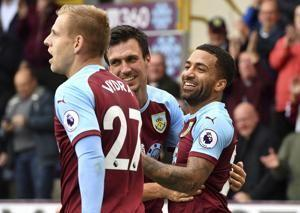 Burnley earn first EPL win by crushing Bournemouth 4-0