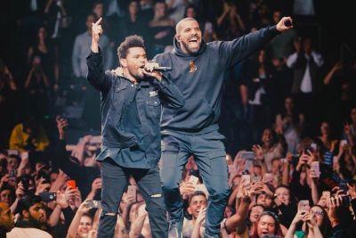 """Drake & The Weeknd Perform """"Crew Love"""" For the First Time in 3 Years"""