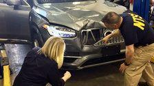 Uber Not Criminally Liable After Self-Driving Car Killed Woman: Local Prosecutor