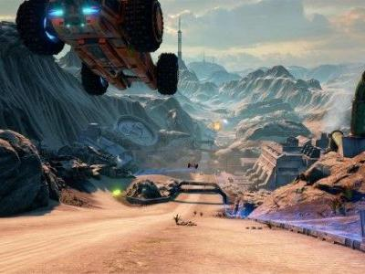 GRIP: Combat Racing Free Bonus Track Launches Alongside the Game