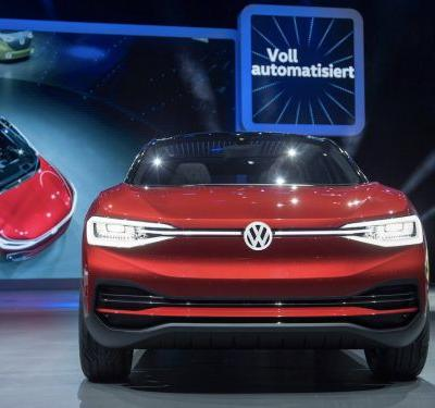 Volkswagen unveiled a gorgeous electric concept car that teases a new SUV arriving in 2020