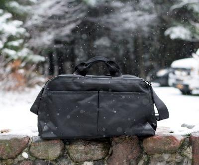 From a brief appearance on Netflix to $1.1 million in crowdfunding, this 'ultimate travel bag' has become a favorite item of the world's most famous minimalists