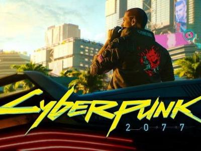 Cyberpunk 2077 Named Most Wanted Game at Golden Joystick Awards