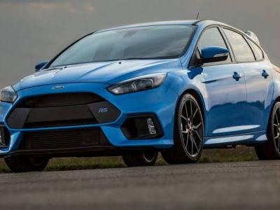 Ford Working On A Fix To The Coolant-Guzzling Focus RS Engine