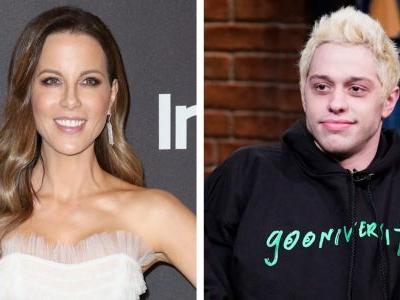 Pete Davidson Apparently Left The Golden Globes With Kate Beckinsale