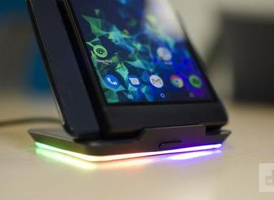 Razer's Wireless Charger will turn your desk into gamer heaven