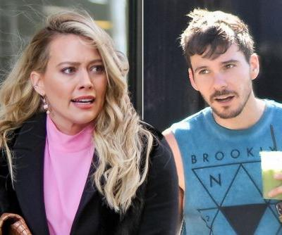 Police respond to intruder at Hilary Duff and Matthew Koma's home