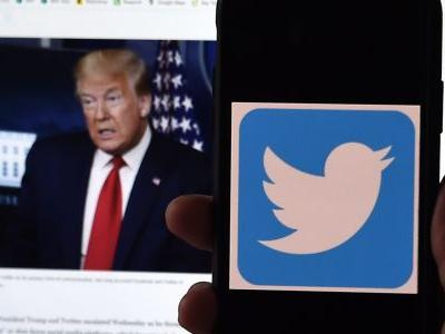 Twitter Hides Trump's Minneapolis Riot Tweet 'When Looting Starts, Shooting Starts' Because it 'Glorifies Violence'