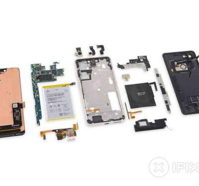 Google Pixel 3 XL teardown reveals a Samsung display