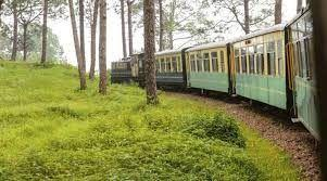 Shimla-Kalka heritage rail track witnesses 70% decline in tourist footfall