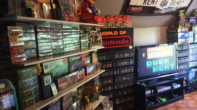 Epic room-filling Nintendo collection sells for $20K