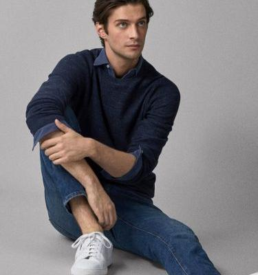 About Love: Matthew Bell, Arthur Gosse + More Don Valentine's Day Styles for Massimo Dutti