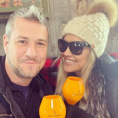 Christina Anstead Gushes Over Husband Ant In a Sweet V-Day Shout-Out: 'Thank You for All Your Love'