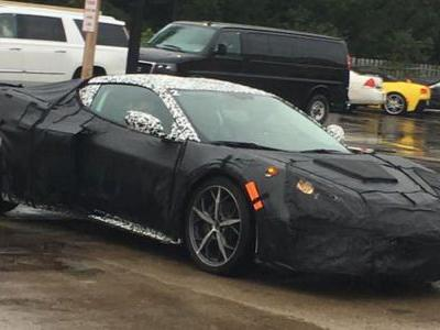 2019 Chevrolet Corvette Brings Its Mid-Engine Goodness To Northern Michigan