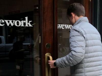 Investors are more worried than ever that WeWork won't be able to pay down its debt
