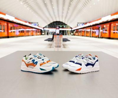 "KARHU Reveals ""Metro"" Pack Inspired by Helsinki Architecture"
